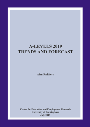 A-Levels 2018 Trends and Forecast Annual Report