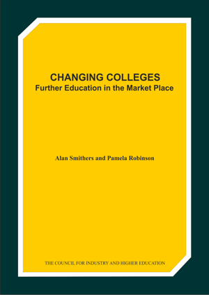 Changing Colleges Report