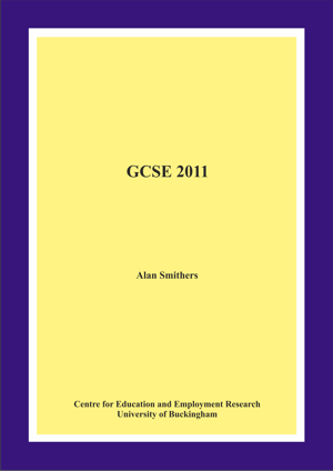 GCSE 2011 Annual Report
