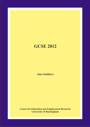 GCSE 2012 Report