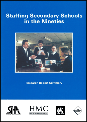 Archive Report - Staffing Secondary Schools in the Nineties (summary)