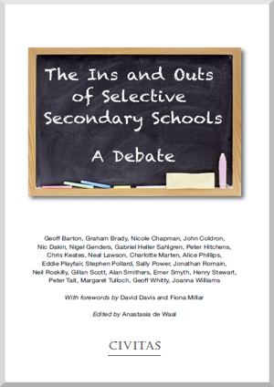 The Ins and Outs of Selective Secondary Schools Report