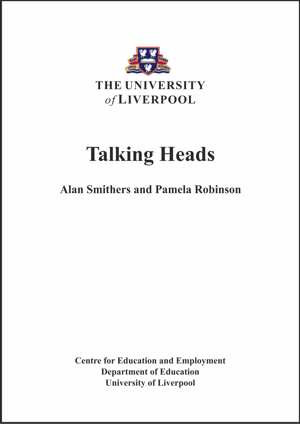 Talking Heads Report