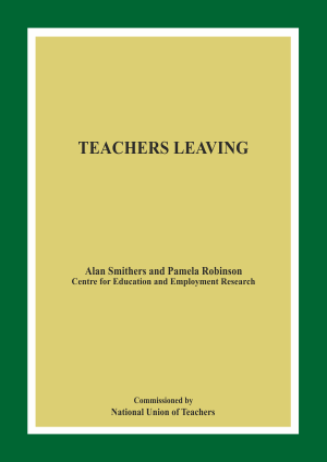 Teachers Leaving Report