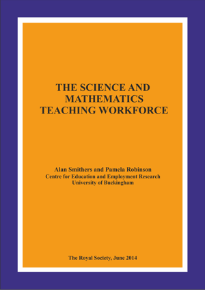 The Science and Mathematics Teaching Workforce Report