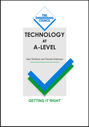 Technology at A-Level Report