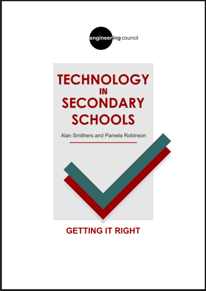 Technology in Secondary Schools Report