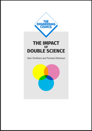The Impact of Double Science Report