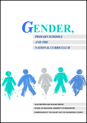 Gender, Primary Schools and the National Curriculum Report
